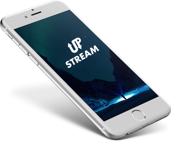 UpStream - HLS Video Streaming